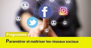 Stage ANPER : réseaux sociaux